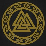 valhalla symbol tattoo - Google Search