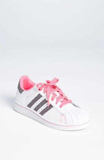 pink adidas superstar little kids adidas superstar white and pink
