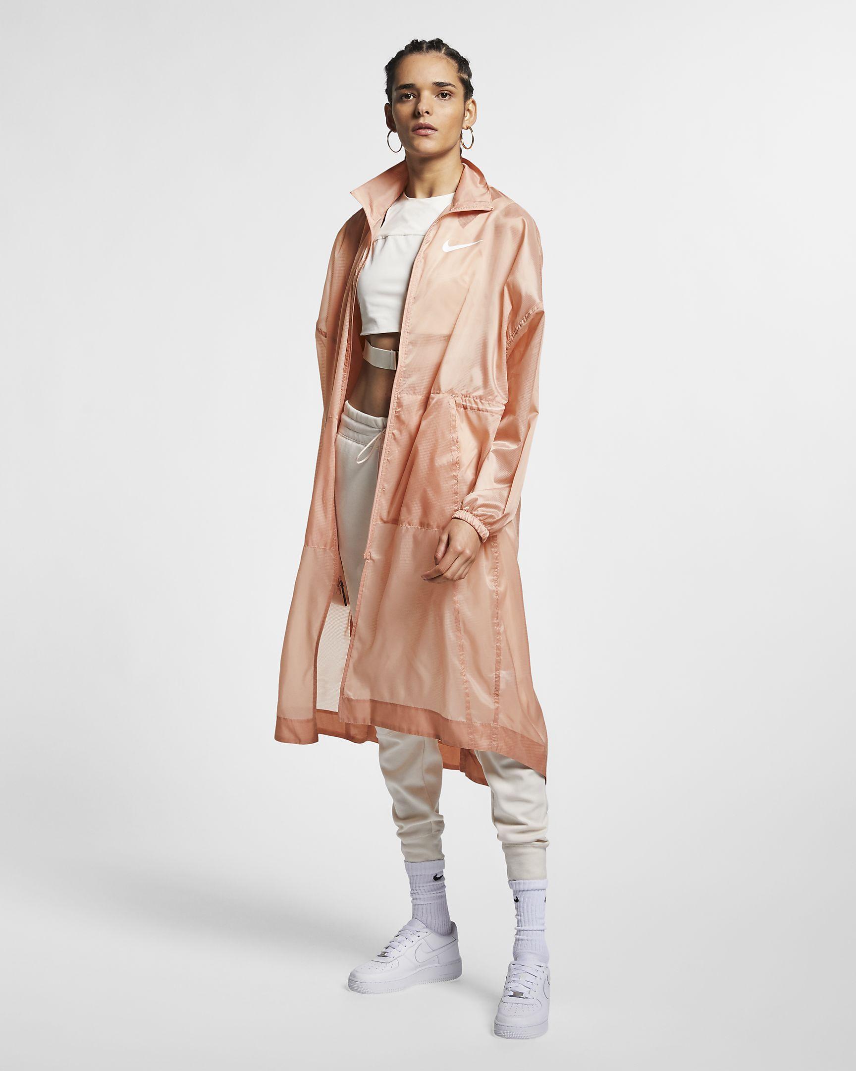 "Легкая парка Nike Sportswear ""Swoosh"". Nike.com RU ..."