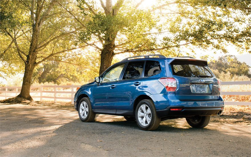 "Check out the image titled ""2014 Forester"" from Subaru"