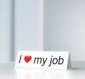 Why this one? Because I really do love my job. The minute I stop loving my job I will stop doing it!