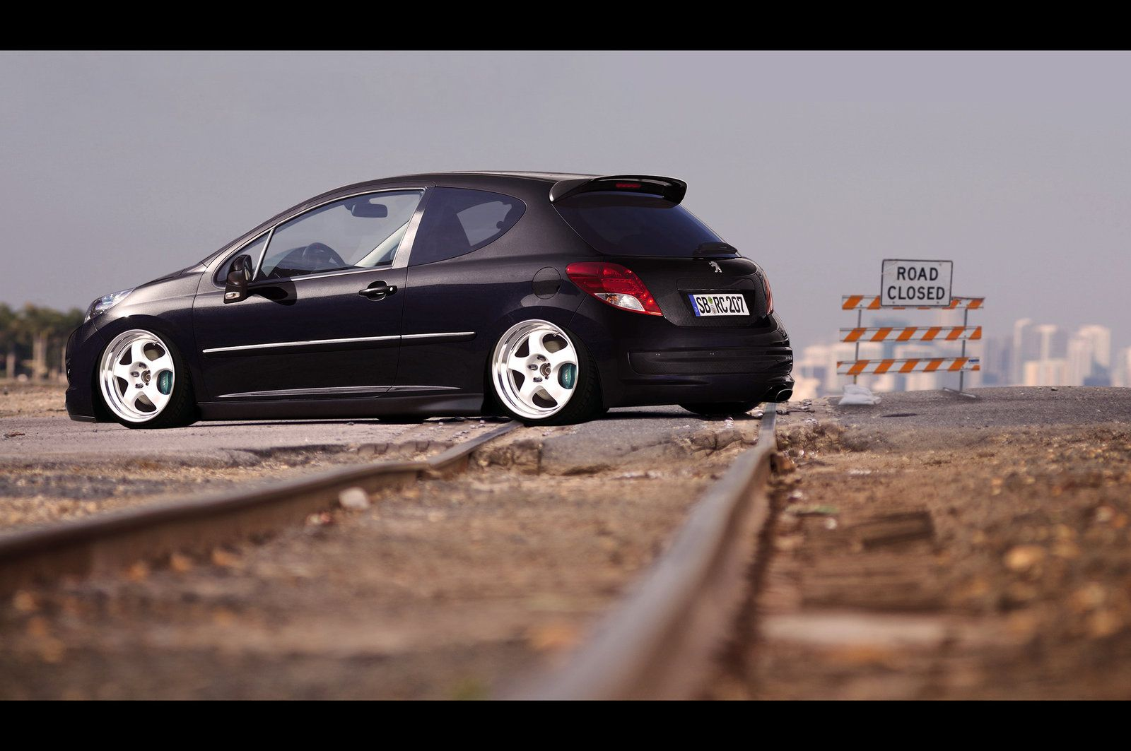 Peugeot 207 Peugeot Hot Hatch Modified Cars
