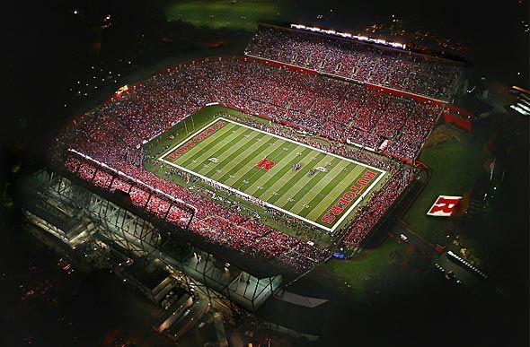 Stadium Stadium Rutgers Football College Football