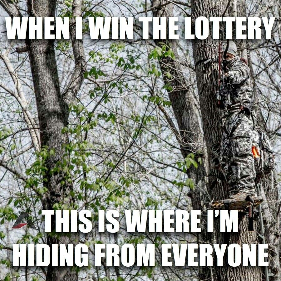 Funny Hunting Quotes One Can Always Wish  Outdoor Memes  Pinterest  Deer Hunting