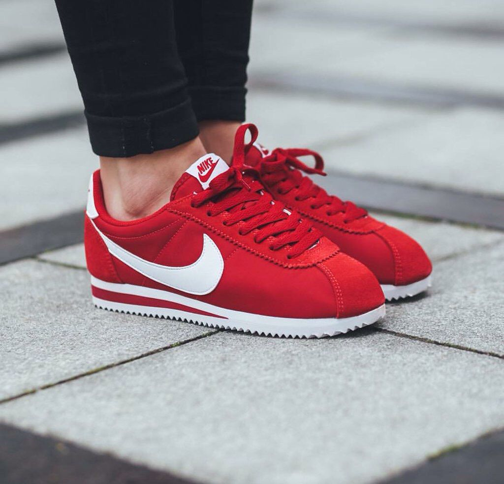 buy popular bcce7 5a72b Sneakers Nike · Red Sneakers · Find More at   gt   http   feedproxy.google.com