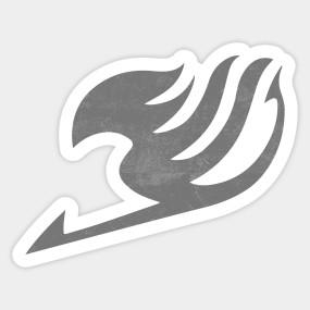 Ft Emblem Fairytail T Shirt Teepublic Fairy Tail Emblem Fairy Tail Emblems