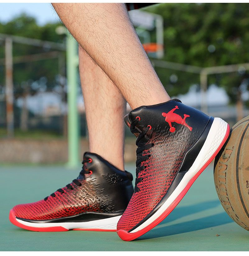 Big Size 47 Jordan Basketball Shoes Men Women Breathable