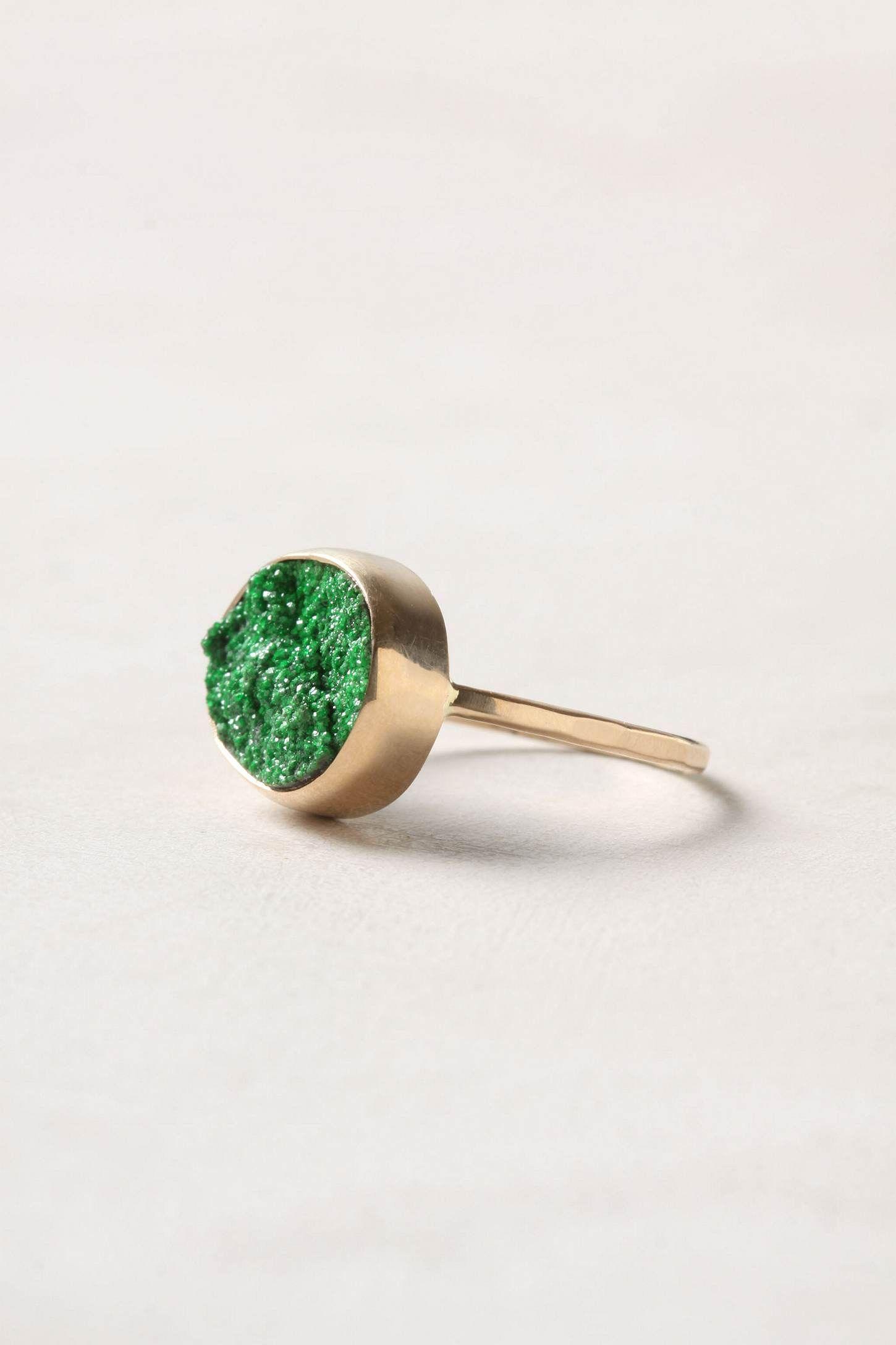 Beautiful ring :)   Ladies Stuff   Pinterest   Verde, Anillos y ...