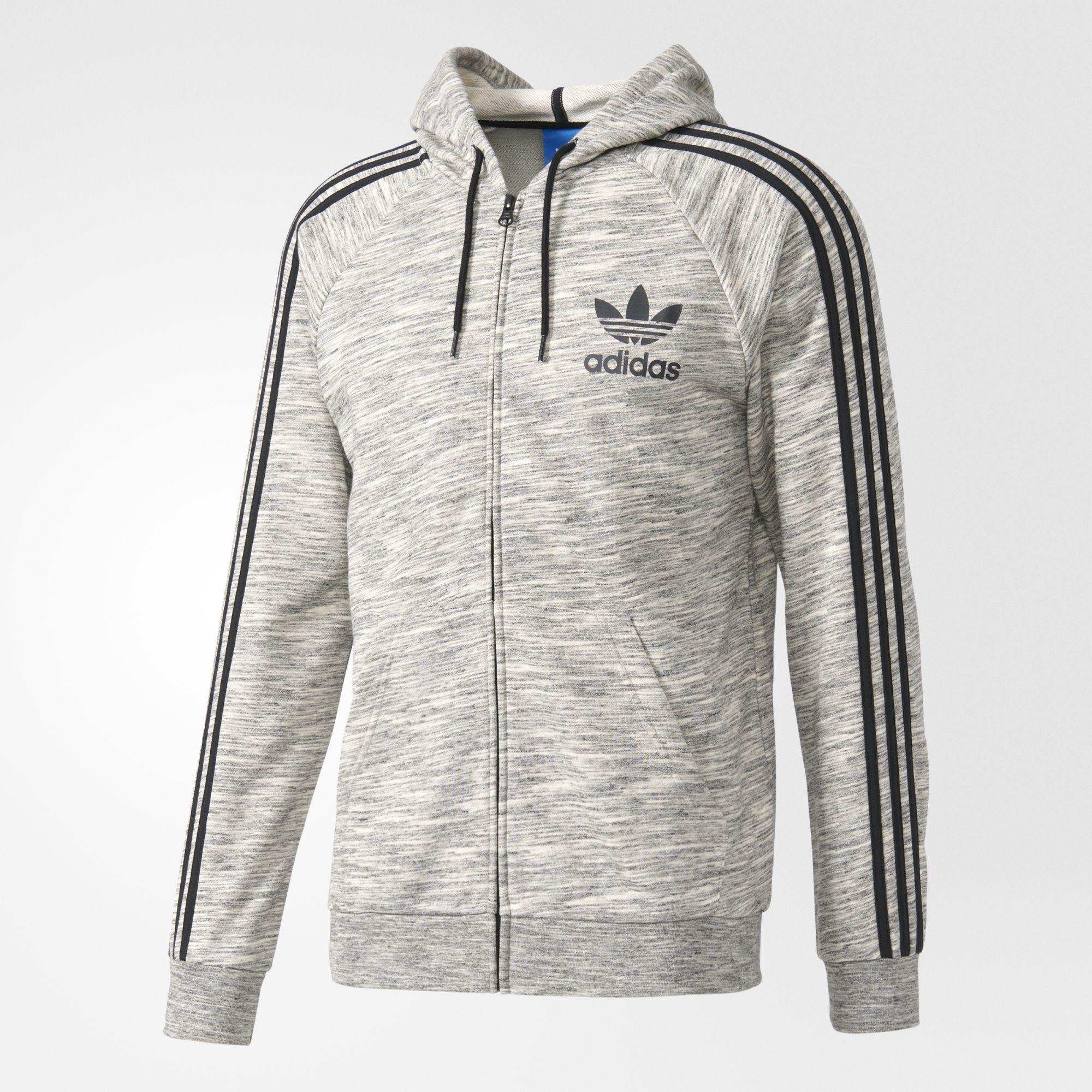 adidas - Buzo con Capucha CLFN FT Ropa Adidas Hombre ec2eacd9e8c06