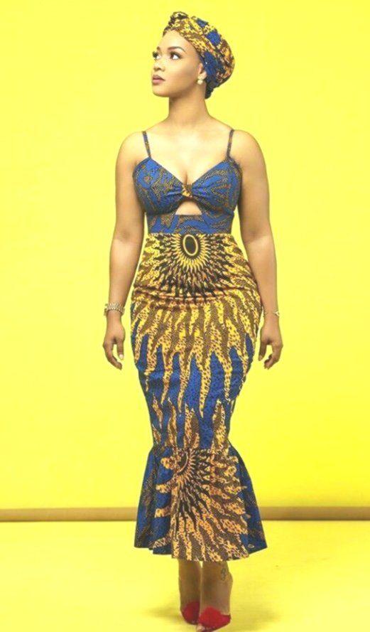 Afrikanischer schicker Kleidungsstil #Cocktailkleider #afrikanischerstil