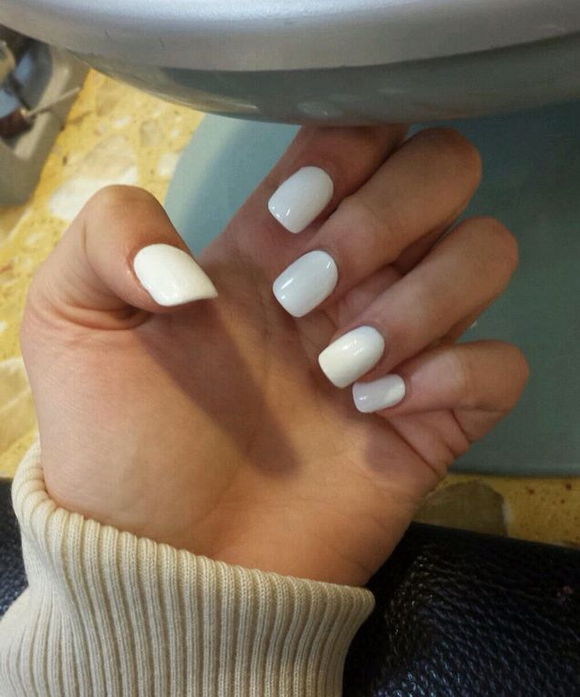 Pin by Mideley on Nails | Pinterest | Acrylics, Short acrylics and ...
