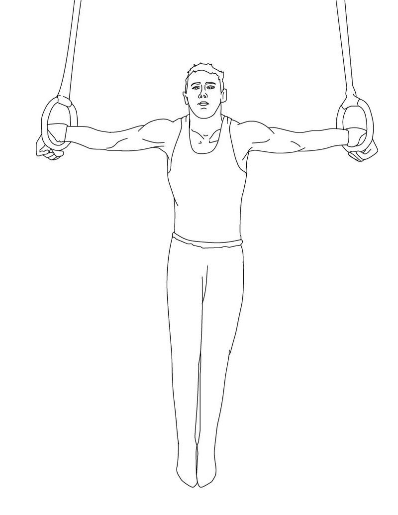 Gymnastics Coloring Pages Free Coloring Sheets Sports Coloring Pages Coloring Pages For Girls Gymnastics [ 1034 x 800 Pixel ]