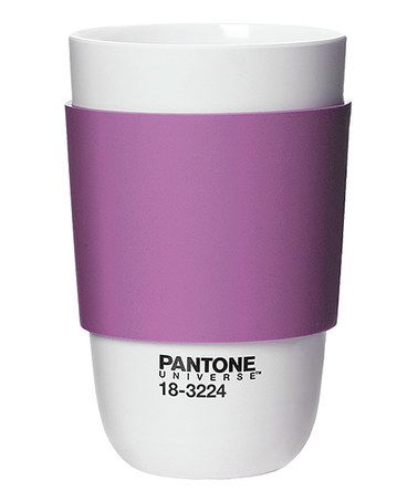 Look what I found on #zulily! Radiant Orchid 13.5-Oz. Classic Cup #zulilyfinds