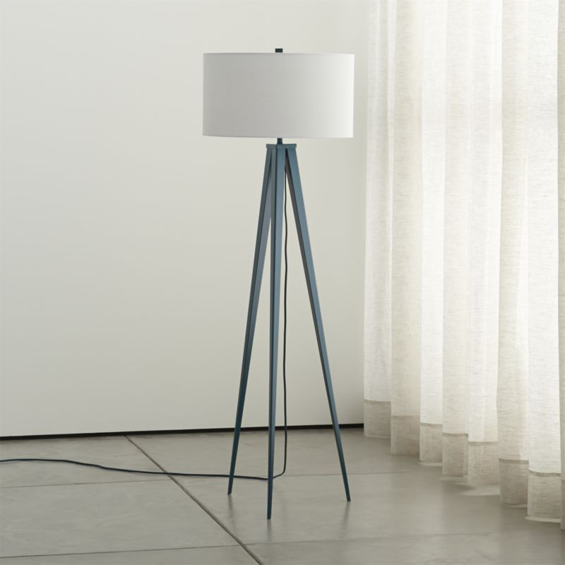 Floor Lamps: Swing Arm, Tripod, Adjustable | Crate and