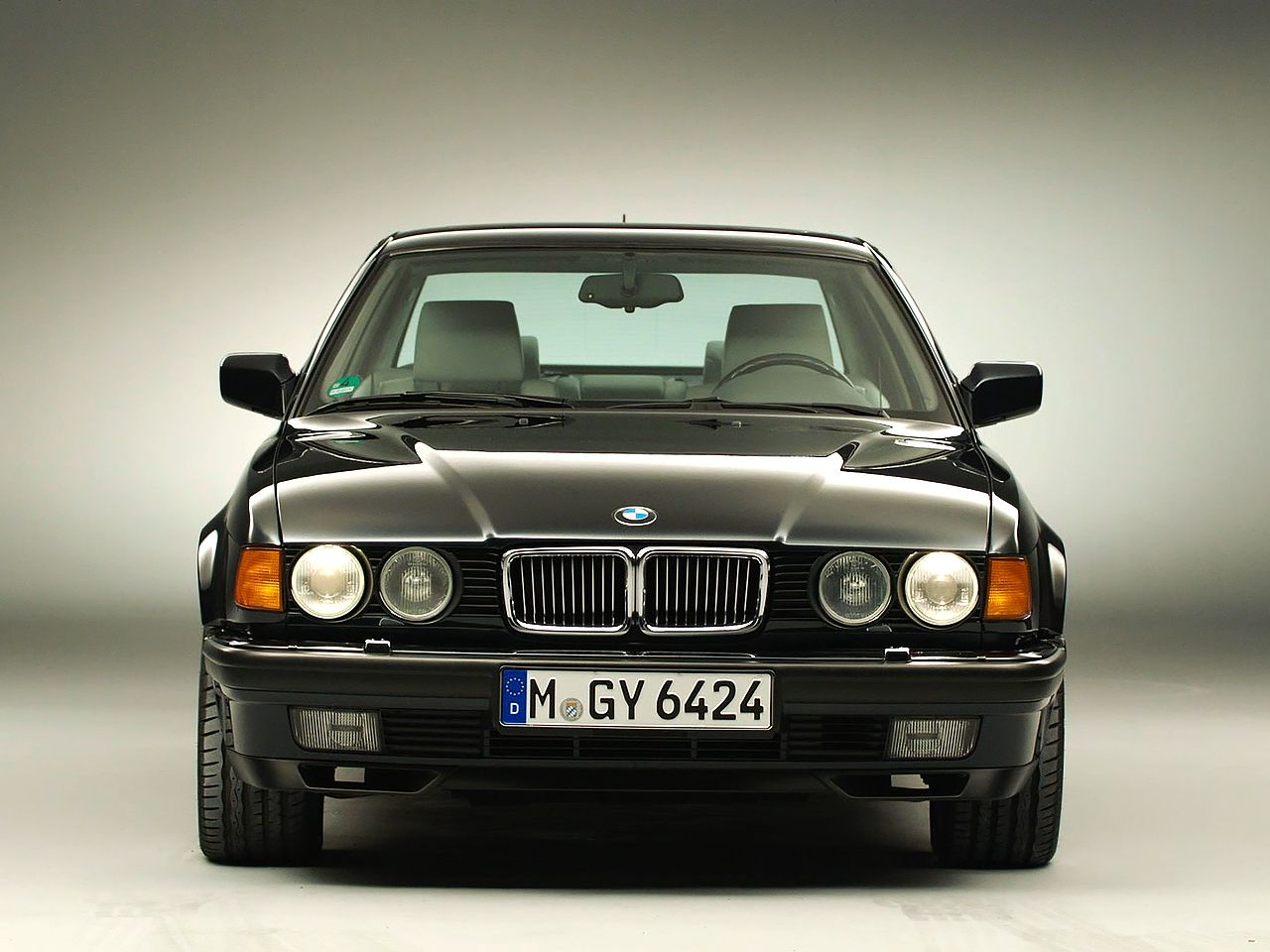 1987-94 BMW 750iL (E32) | E32 | Pinterest | BMW, Bavarian motor ...