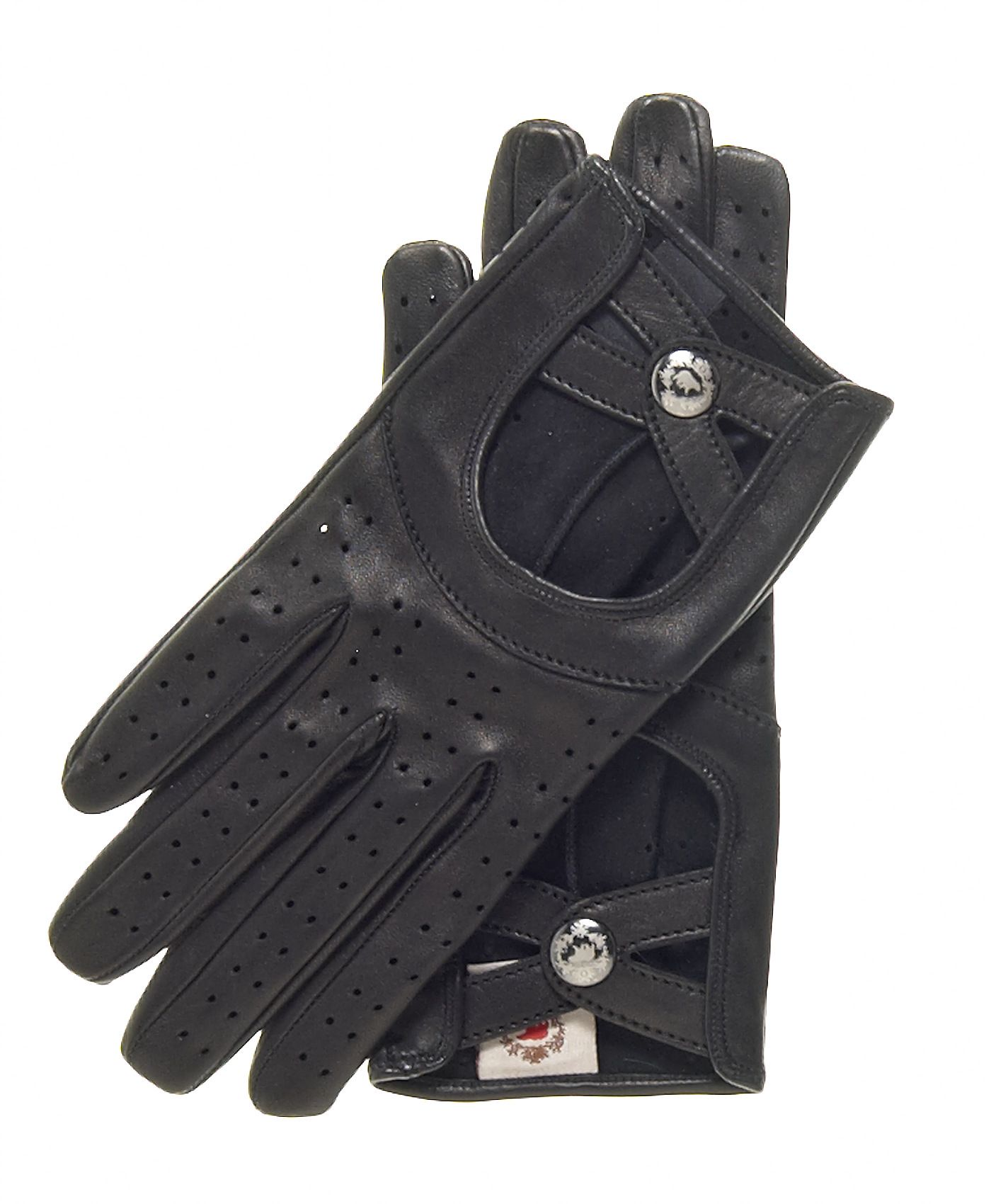 Buy ladies leather gloves online - Women S Italian Leather Driving Gloves By Fratelli Orsini Free Usa Shipping At Leather Gloves Online