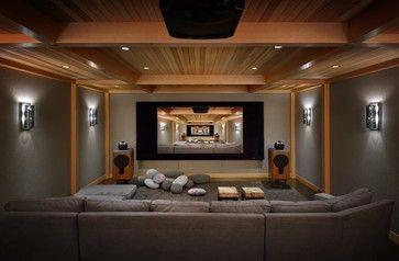 Unique Movie theater Design Ideas