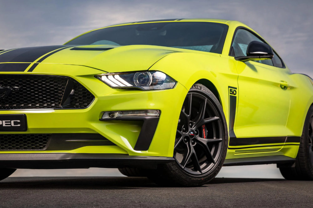 Pin On Ford Mustang R Spec More Power Than Supercharged Bullet
