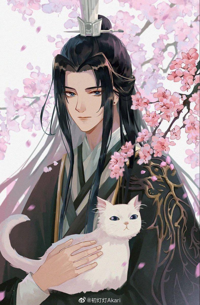 Nhiên Vãn / Ran Wan trong 2020 Anime, Nghệ thuật, Mèo