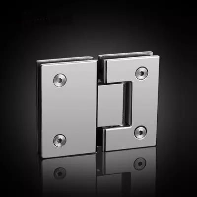 Visit To Buy High Quality 180 Degrees Open Stainless Steel Wall Mount Glass Shower Door Hinge Advertisement Shower Doors Glass Hinges