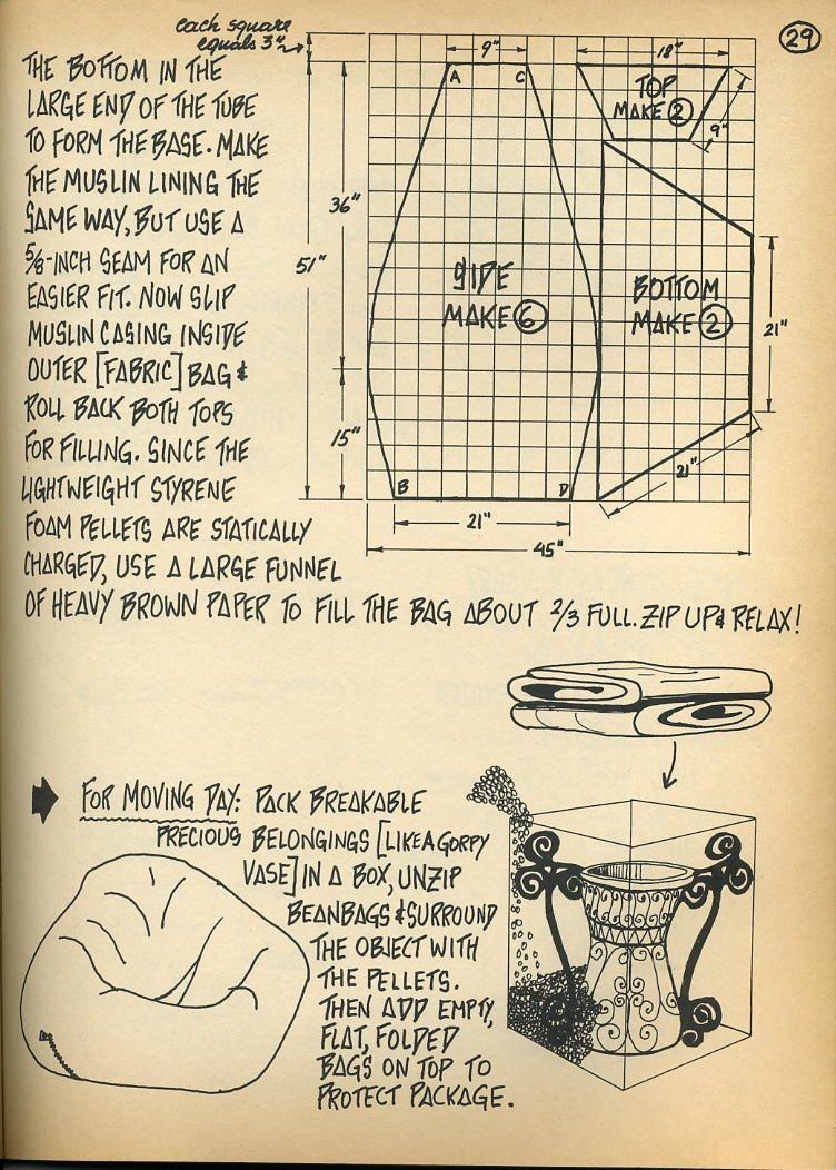 Nomadicfurn8 Идеи для дома Pinterest Bean Bags Bag