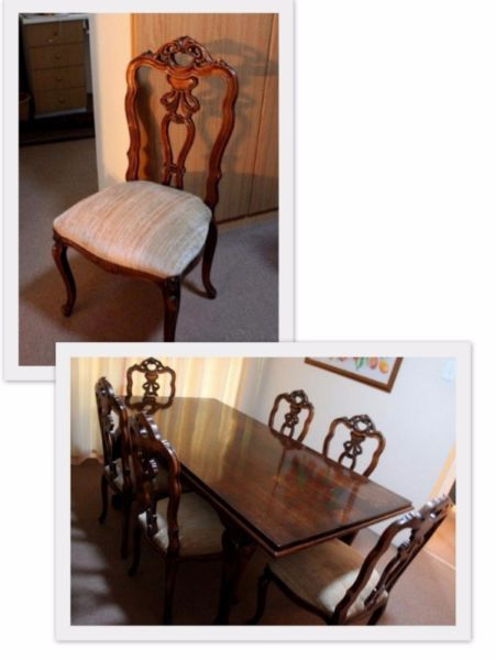 Queen Ann Dining Room Suite For Sale R4995available From An