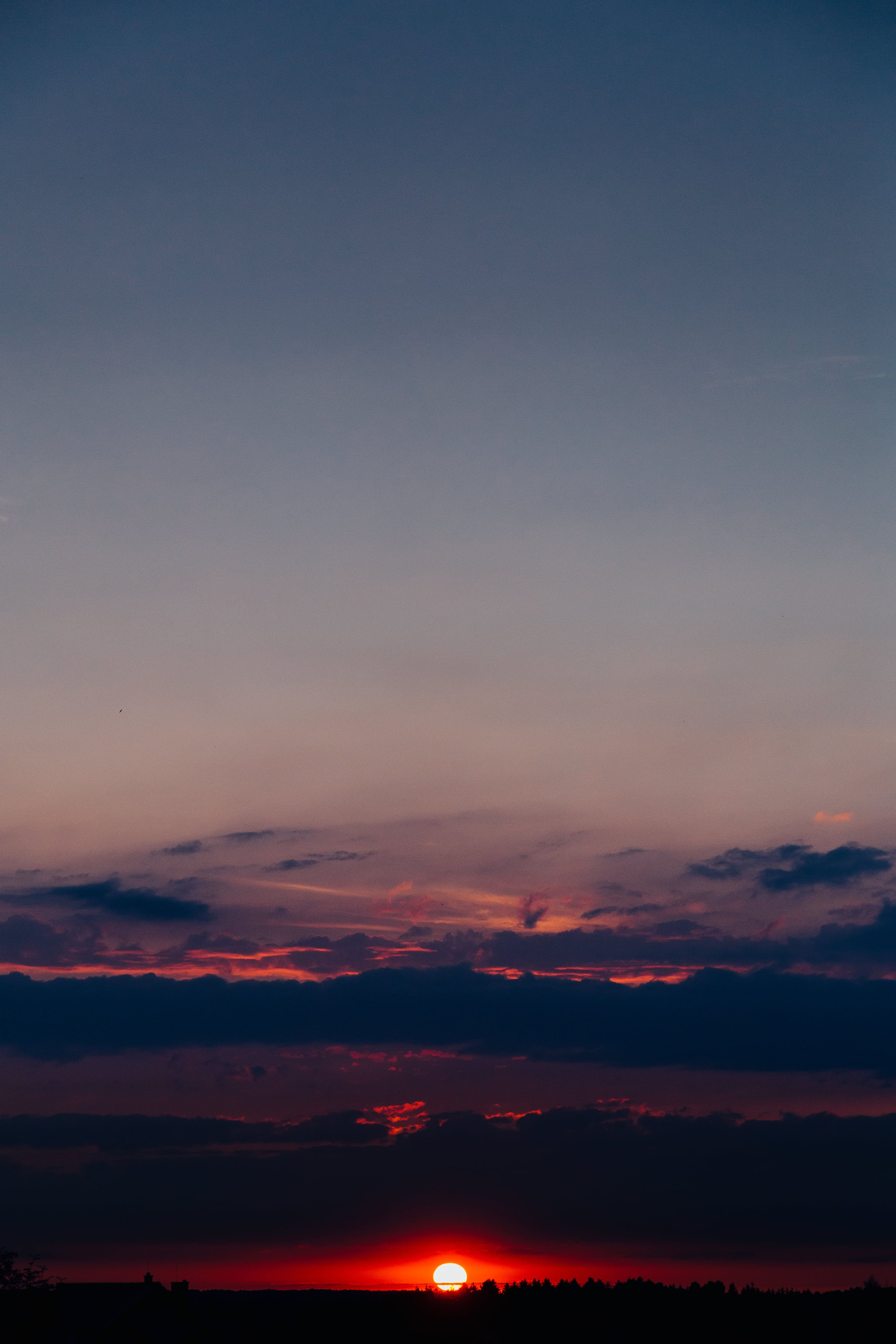 Sky Sunrise Sunset Twilight Whitespace Nature Dusk Cloud Sky Blue Weather Scenics 4k Wallpaper Hdwallpaper Desktop Sky Aesthetic Sky Clouds Hd wallpaper sky clouds sunset dusk