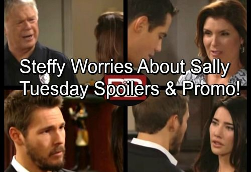 The Bold And The Beautiful Spoilers Tuesday October 10 Liam S Spending Spree Leaves Bill Livid Charlie Blasts Sheila Bold And The Beautiful Soap News Beautiful