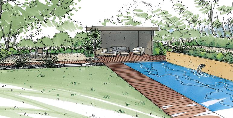 Campagne de Venelles, un jardin contemporain méditerranéen   GaRdEn ...