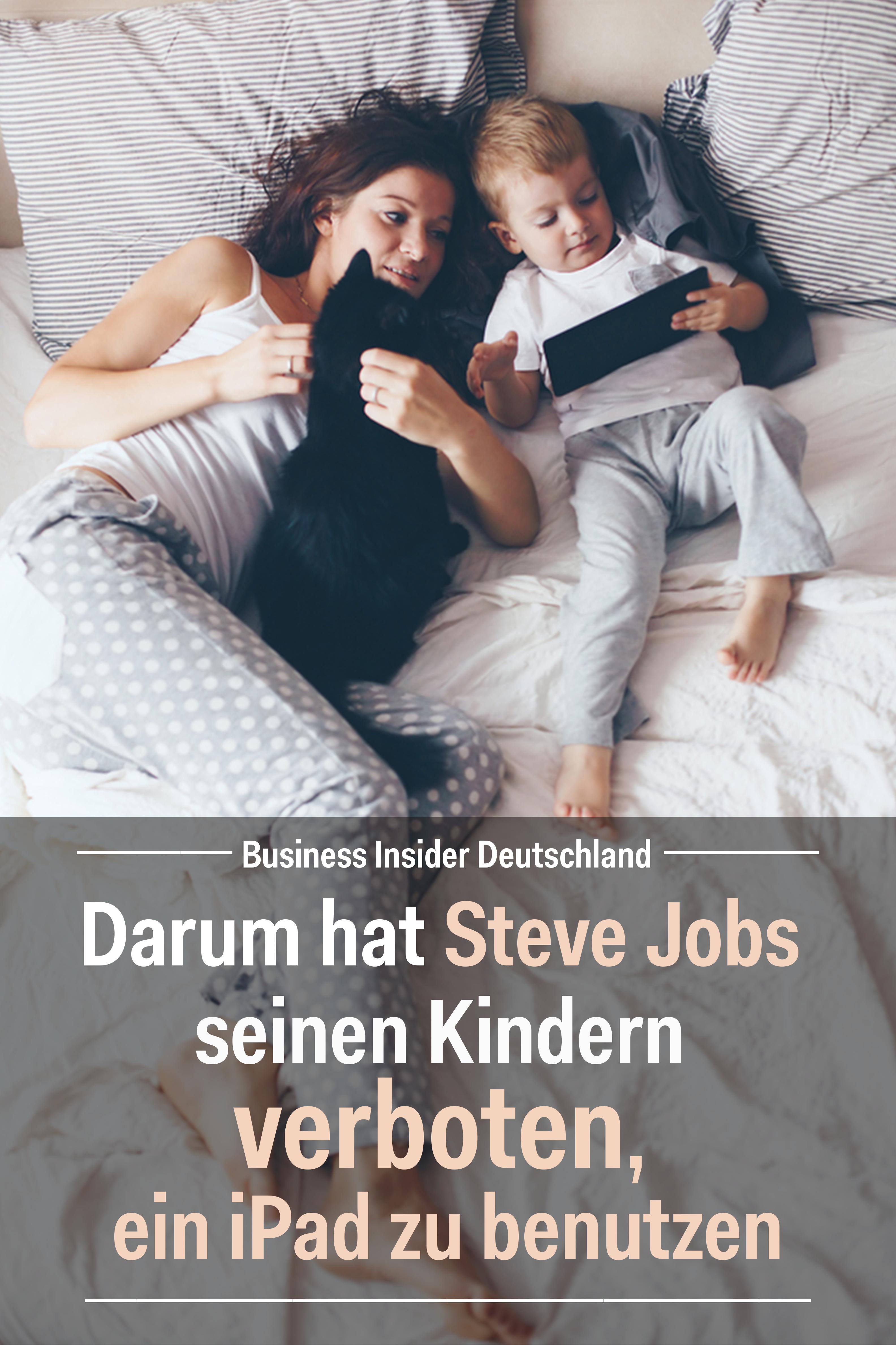 Steve Jobs Kinder