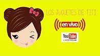 Los Juguetes de Titi EN VIVO - Especial de navidad 1 Million de Titifans