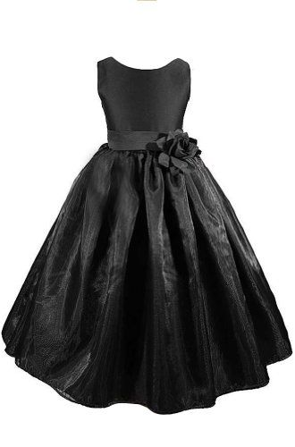 Amazon.com: AMJ Dresses Inc Little Girls Wedding Flower