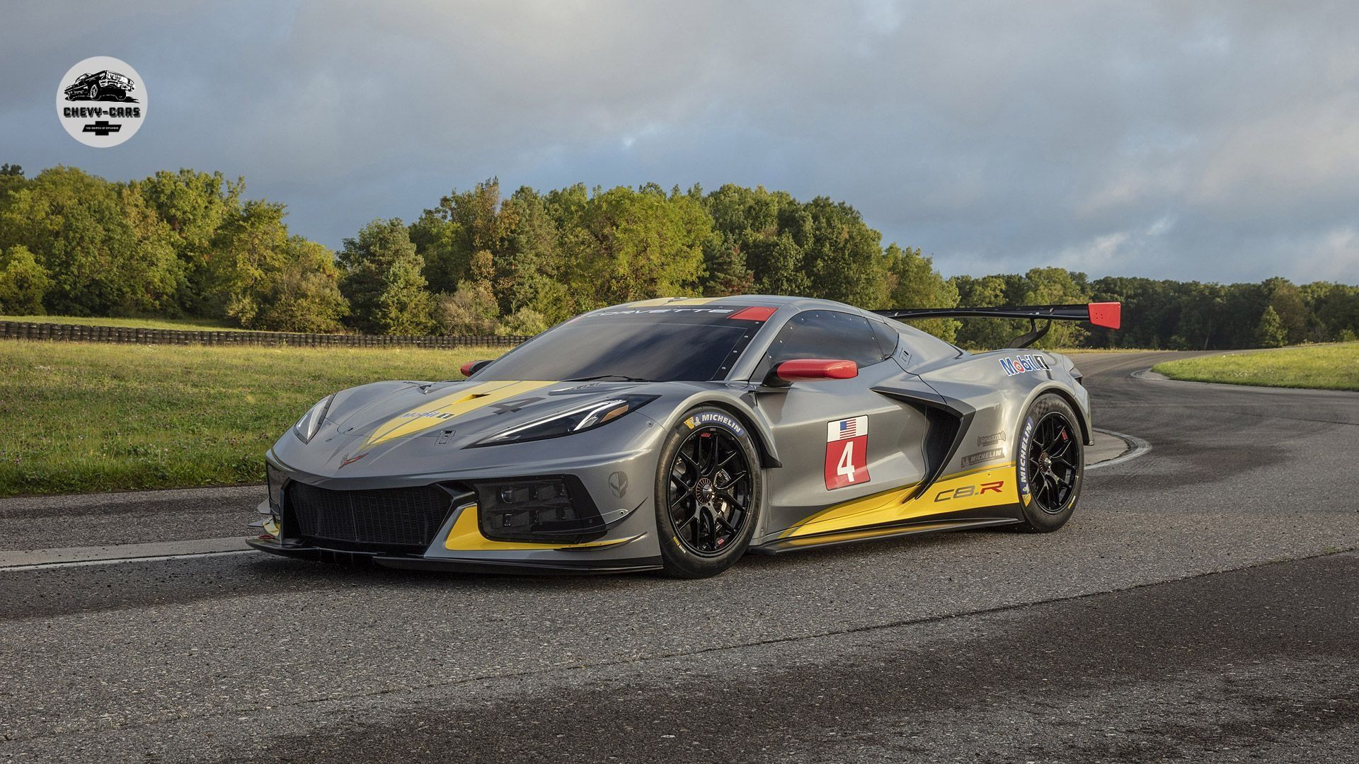 The Corvette C8 R Is Gonna Take Off At The Daytona Rolex 24 In Jan
