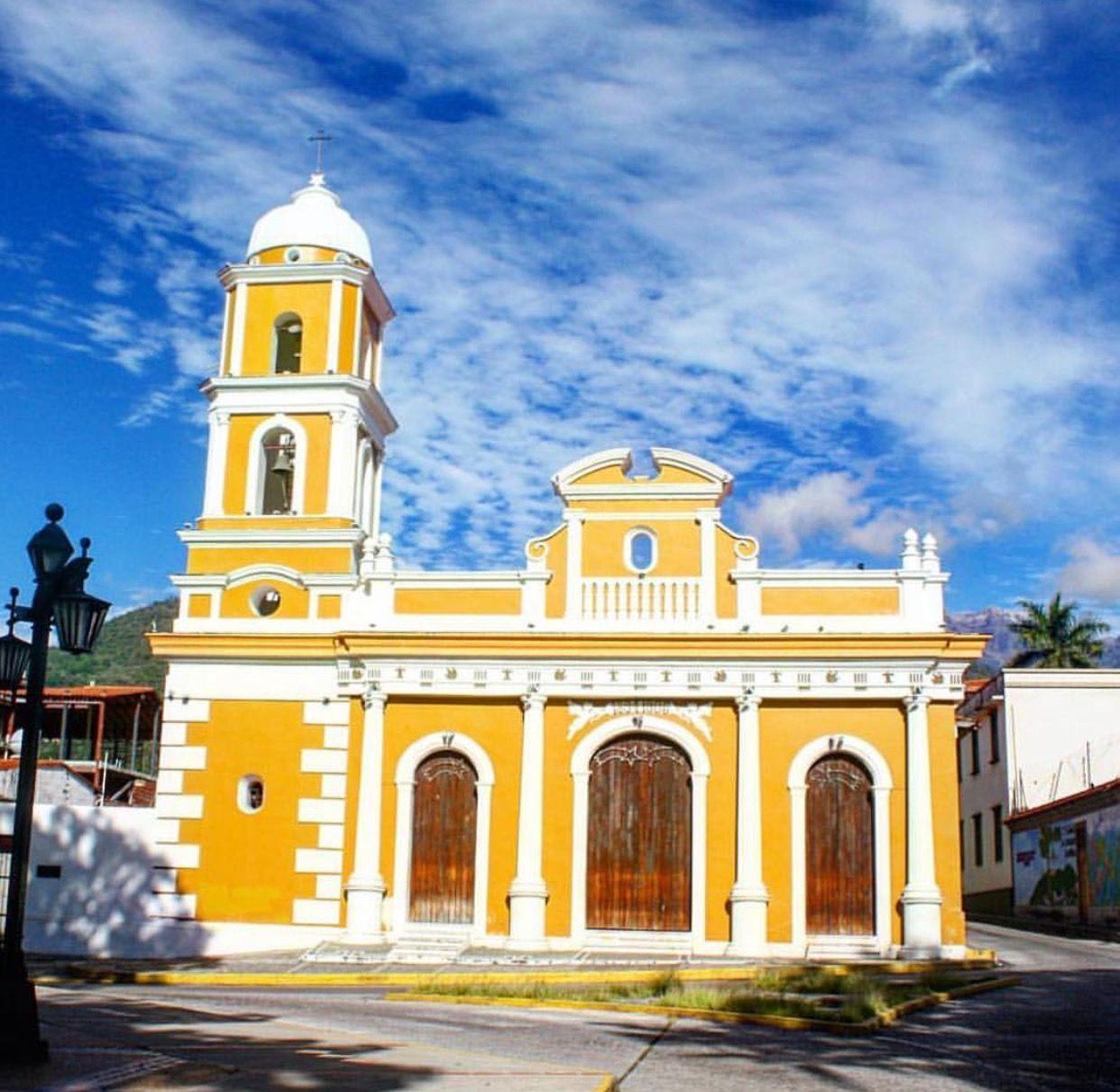 Iglesia Dan Bautista de Mila Mérida Venezuela
