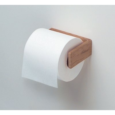 Wall Mounted Toilet Paper Holder In 2020 Wood Toilet Paper Holder Wall Mounted Toilet Toilet Paper Holder