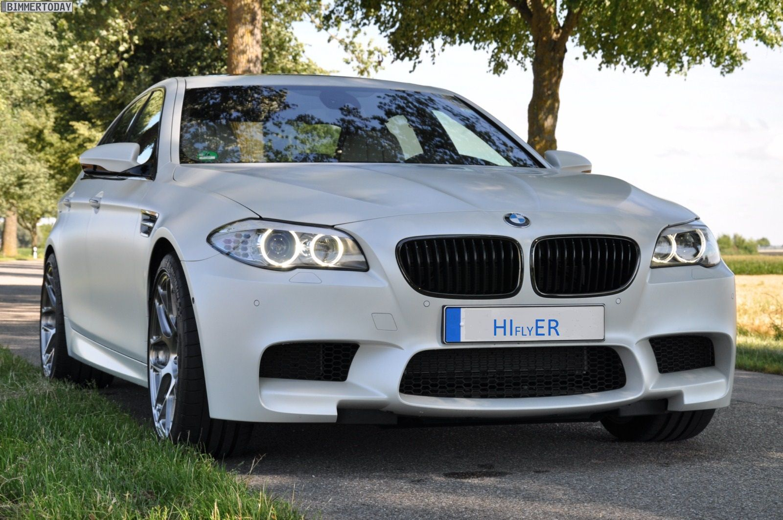 BMW M5..angel Eyes | BMW, THE ULTIMATE DRIVING MACHING | Pinterest | BMW,  Cars And BMW M5