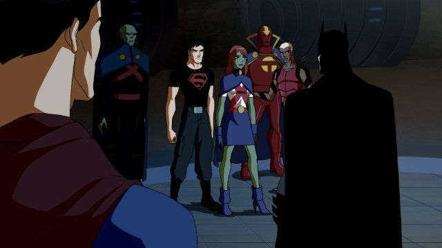 Young Justice Young Justice Or Young Justice Invasion Focuses On The Next Generation Of Super Her Young Justice Young Justice Invasion Original Justice League