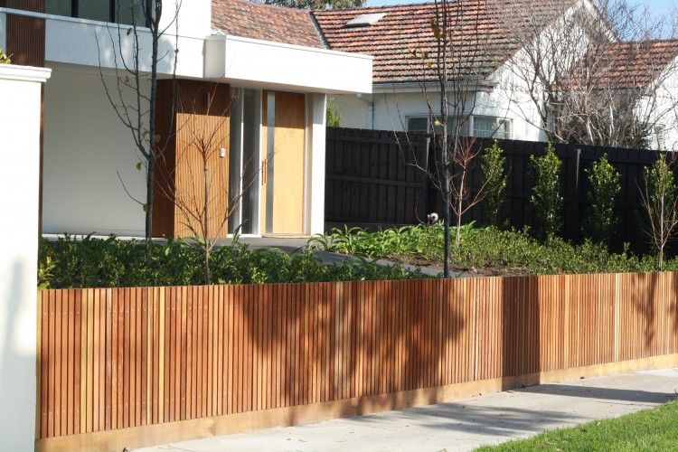 Batten Fences Top Class Fencing And Gates Fence Design
