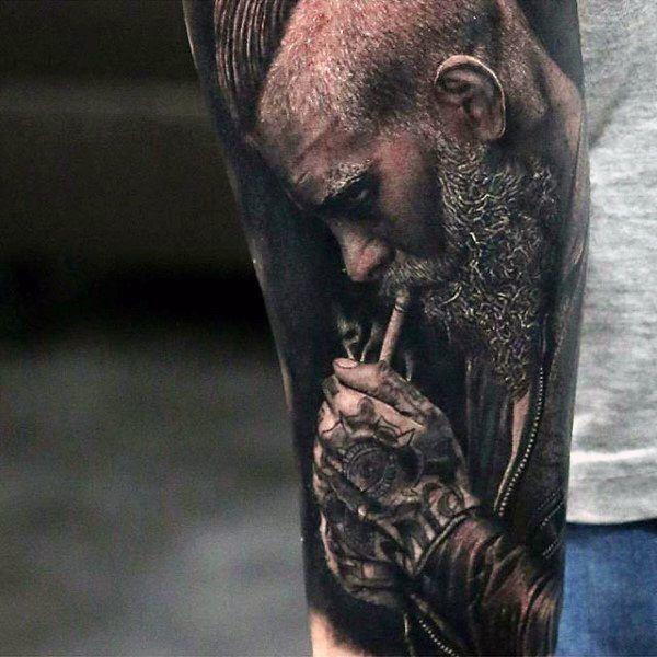 90 Black Ink Tattoo Designs für Männer - Dark Ink Ideas,  90 Black Ink Tattoo Designs für Männer - Dark Ink Ideas,