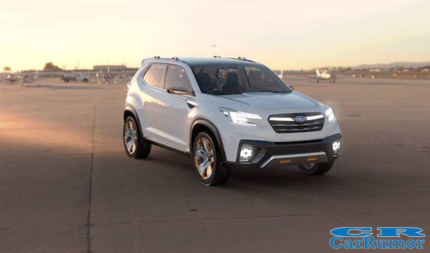 2018 Subaru Ascent Suv Price Interior Release Date And Specs