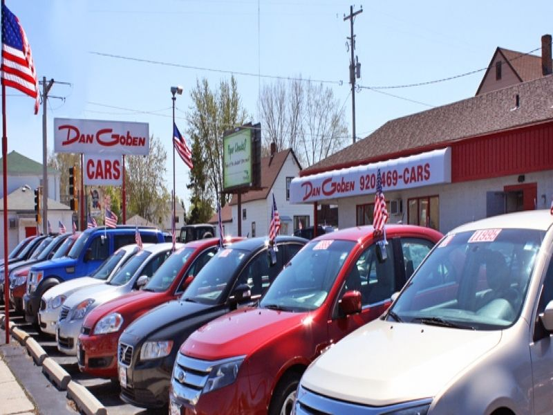 Used Cars Green Bay >> Local Second Hand Car Dealers Dan Goben Used Cars In Green