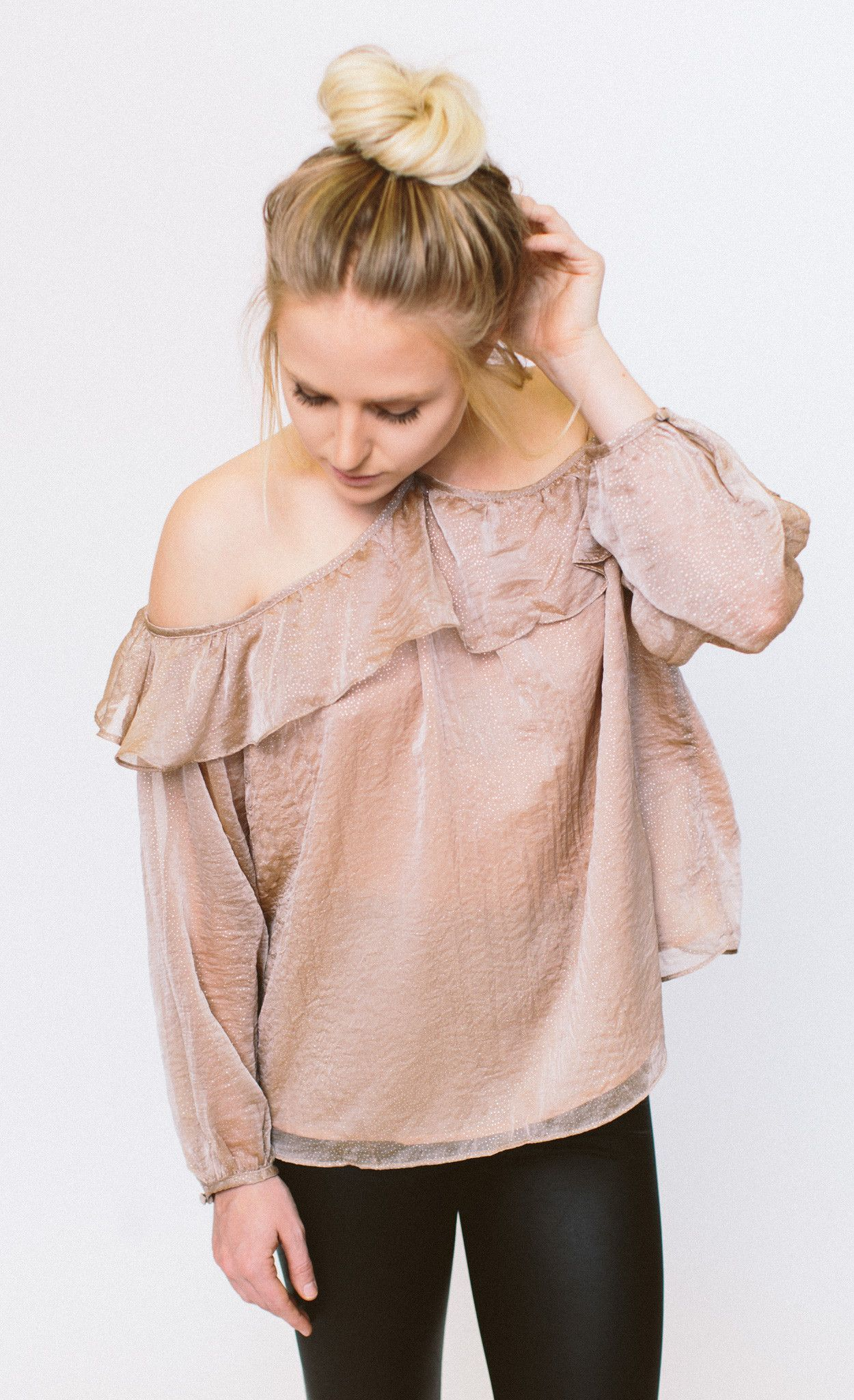Give Into Me Top by Cheeky Peach Boutique