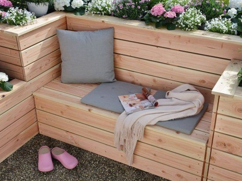Toom Kreativwerkstatt Hochbeet Sonnenplatz Gartendiy Garten Diy In 2020 Raised Beds Diy Outdoor Furniture Outdoor Furniture