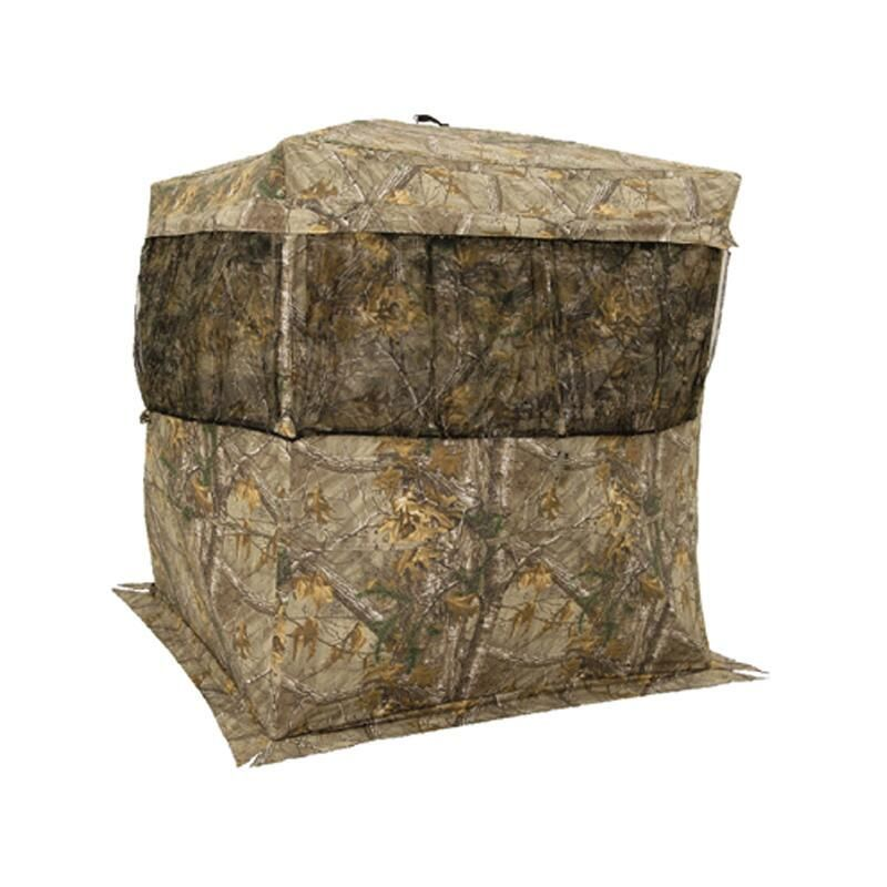 The Phantom X Hunting Blind Is Made Of Brushed Polyester