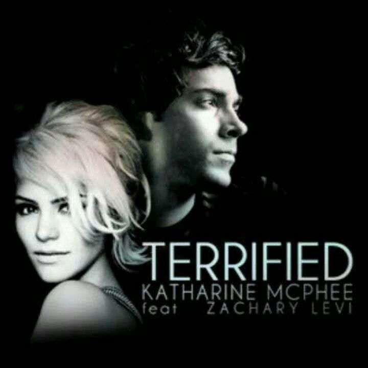 Terrified Feat Zachary Levi Zachary Levi Katharine Mcphee Find Music