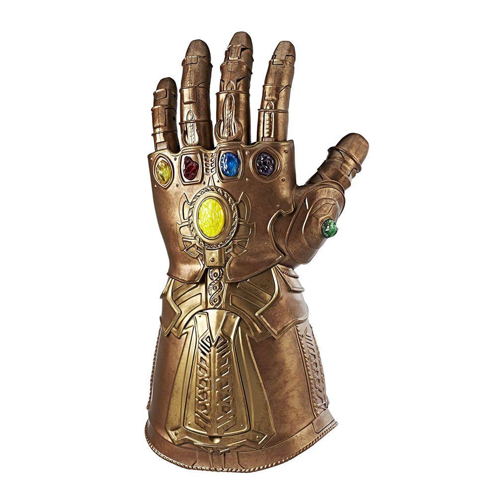 Réplicas De Armas De Avengers Juguetes De Colección Guantelete Guante De Thanos Gemas Del Infinito