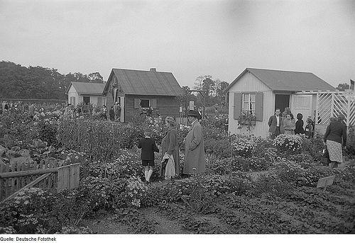 Schrebergarten Allotment gardening, Gardens and Allotment