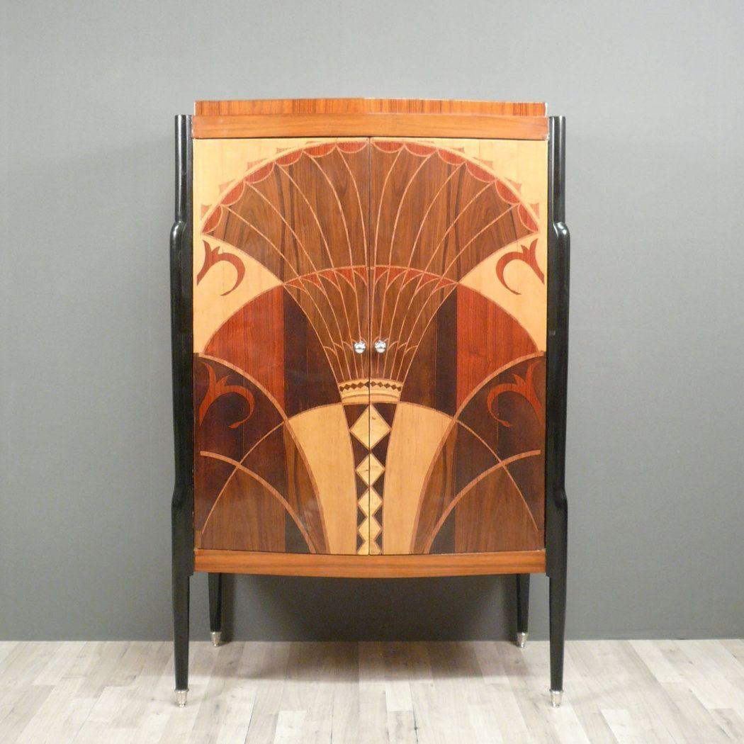 Art Deco Buffet | Art Deco | Pinterest | Art deco, Buffet and Art ...