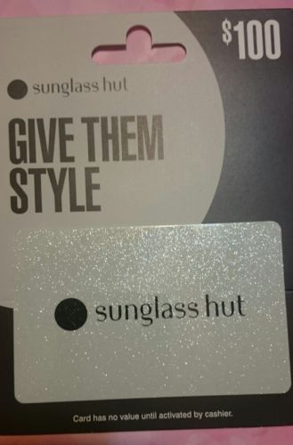 Coupons Giftcards Sunglass Hut Gift Card 100 Coupons Giftcards