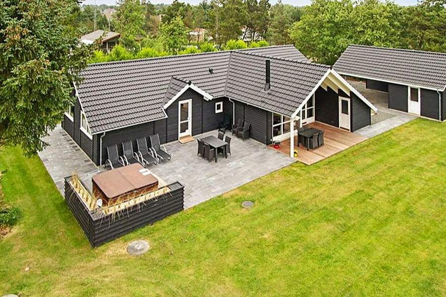 Lokken Jammerbucht Danemark Ferienhaus 61864 10 Personen In 2020 Ferienhaus Ferien Und Haus
